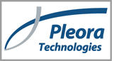 Pleora logo V2