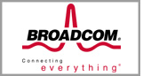 Logo of Broadcom