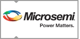 Logo of Microsemi