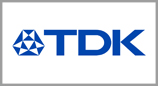Logo of TDK
